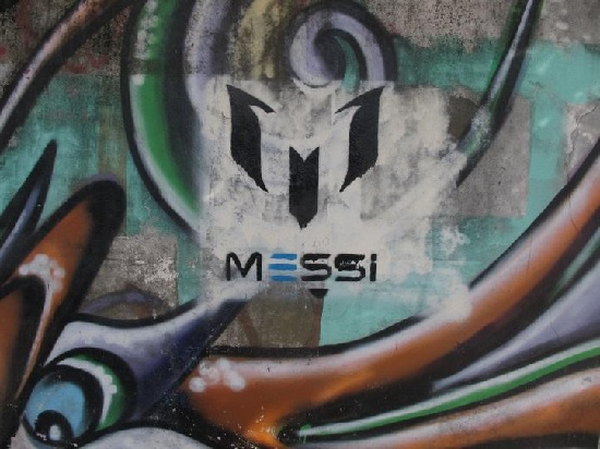 Figure 9: Adidas' Messi Logo